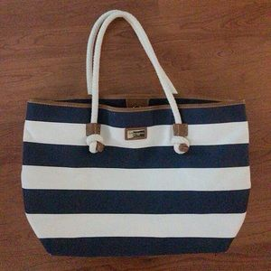 Tommy Hilfiger canvas bag